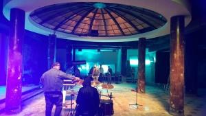 prvi snimljeni spot u Clubu City Hall